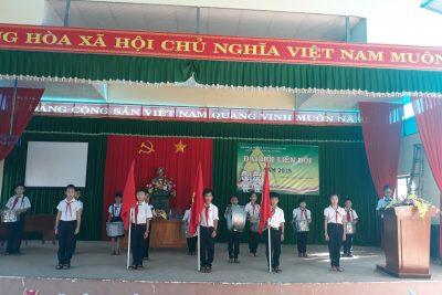 Đại hội Liên Đội Trưng Vương