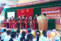Trường tiểu học Trưng Vương tổ chức khánh thành nhà Đa Năng.