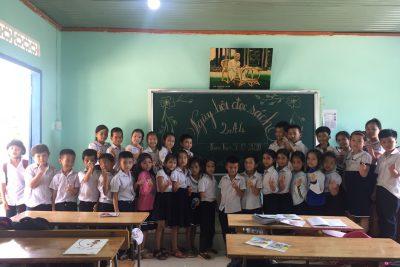 Ngày hội đọc sách 2020 của Trường TH Trưng Vương;