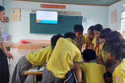 Hội thi Giáo viên chủ nhiệm giỏi câp trường theo TT 22/2018